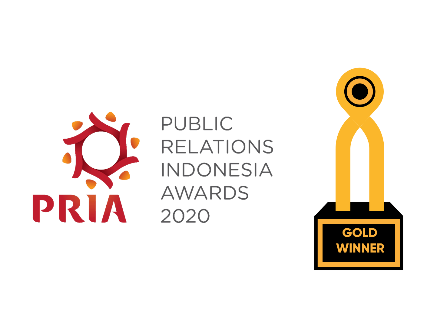 gold winner pria awards